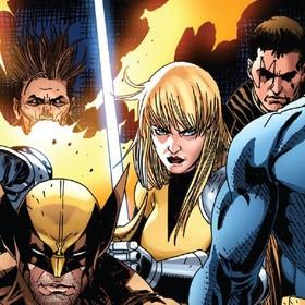 Uncanny X-Men #16