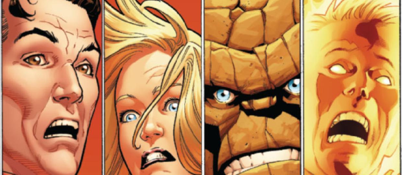 Fantastic Four: The Fall of The Fantastic Four