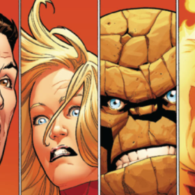 Fantastic Four: The Fall of The Fantastic Four