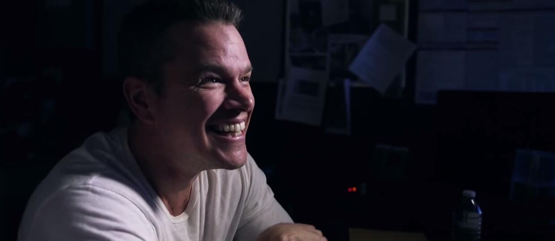 """Matt Damon w żarcie w stylu """"Jasona Bourne'a"""""""