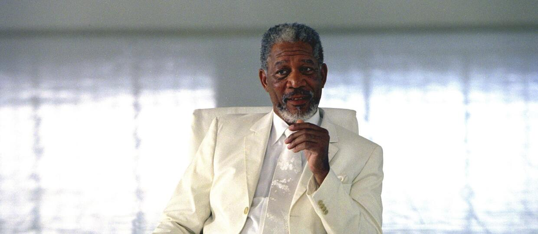 Mężczyzna wyglądający jak Morgan Freeman zrobił furorę w znanym kurorcie
