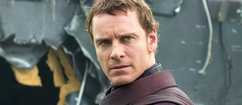 "Michael Fassbender wstydzi się roli Magneto w ""X-Men"""