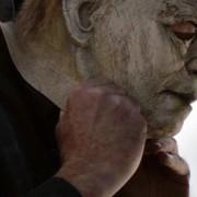 """Michael Myers bez maski na zakulisowym zdjęciu z nowego """"Halloween"""""""