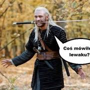 """""""Miecz na lewaków"""", dresiarz Jaskier i Detektyw Rutkowski, czyli pomysł na """"Wiedźmina"""" dla prawdziwych Polaków"""