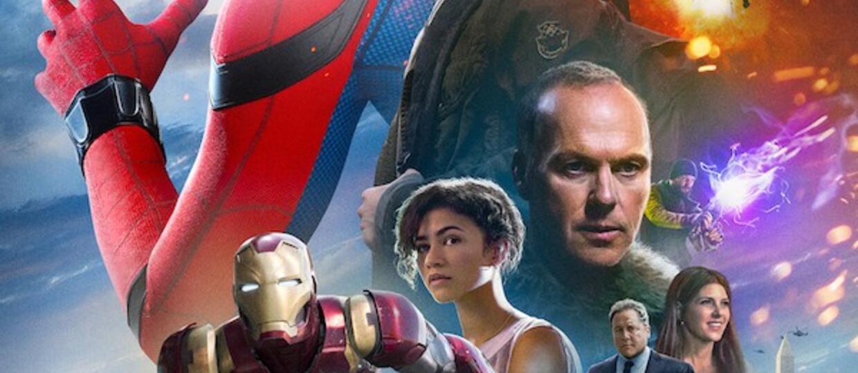 """Międzynarodowa beka z plakatu """"Spider-Man: Homecoming"""""""