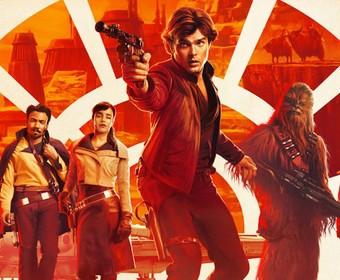Han Solo plakat