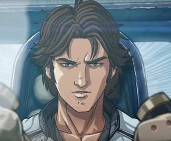 Młody Han Solo w wersji anime. Fanowski teaser filmu o najsłynniejszym kosmicznym przemytniku