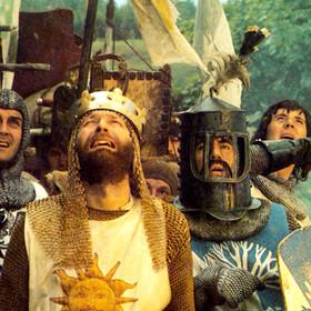 Monty Python i Święty Graal - kadr z filmu