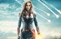 Brie Larson jako Captain Marvel