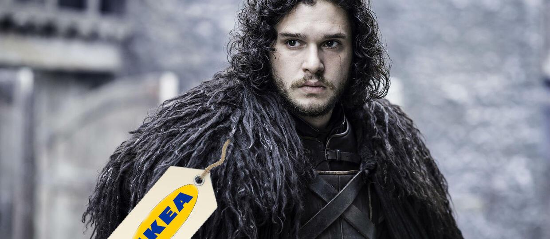 Jon Snow, Gra o tron, Ikea