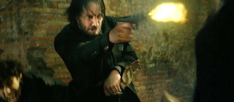 """Najbardziej niebezpieczna scena z """"Johna Wicka 2"""""""