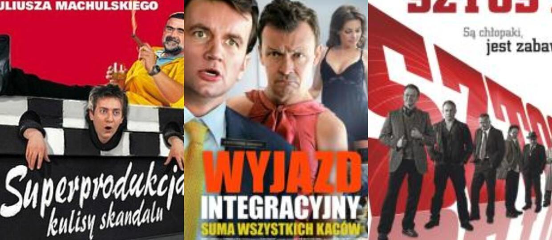 Najgorsze polskie komedie