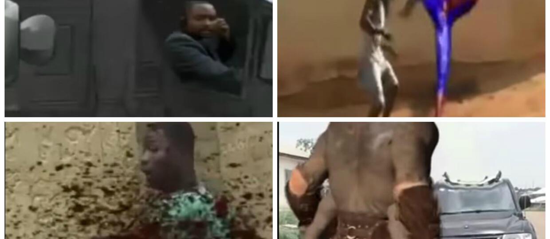 efekty specjalne w afrykańskich filmach