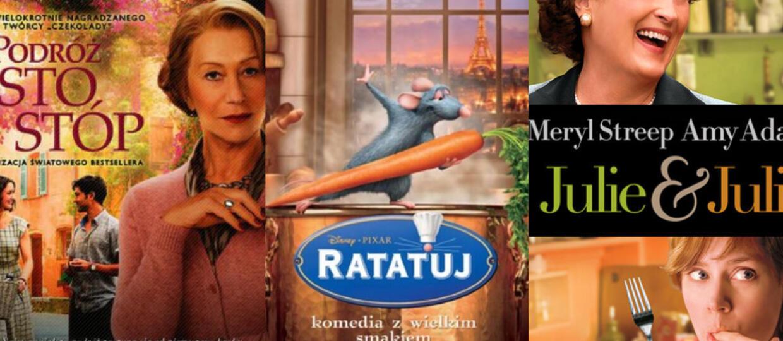 Filmy o gotowaniu, jedzeniu i miłości
