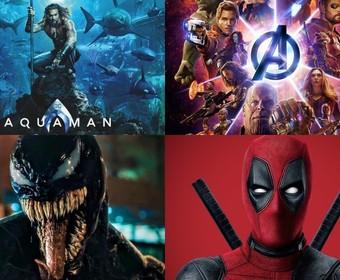 Najlepsze filmy superbohaterskie 2018