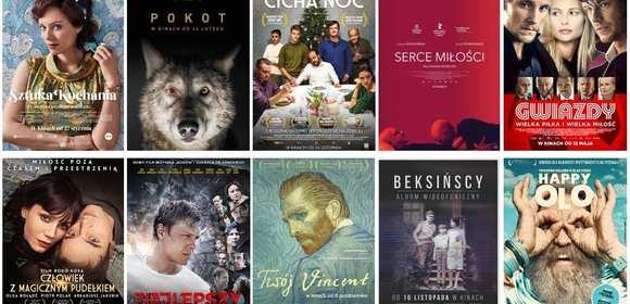 Wybieramy najlepszy polski film 2017 roku. Która z produkcji zasługuje na ten tytuł? [SONDA]