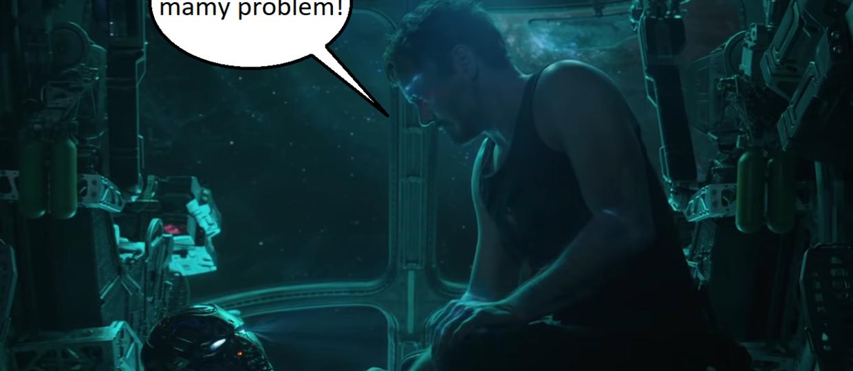 Robert downey Jr (Avengers: Endgame)