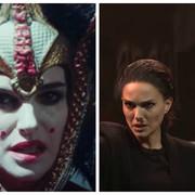 "Natalie Portman jako królowa Amidala i Eleven ze ""Stranger Things"" w Saturday Night Live"