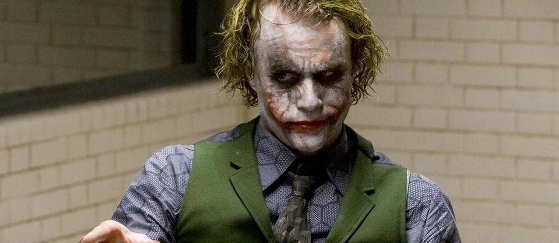 Joker w filmie Mroczny rycerz