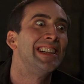 Nicolas Cage w filmie Mom and Dad