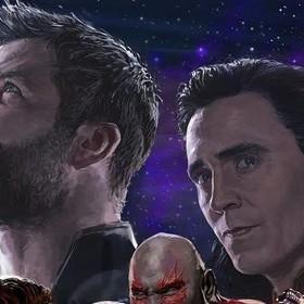 """Nie tylko młot Thora. Chris Hemsworth potwierdza, co jeszcze nie powróci w """"Avengers: Infinity War"""""""