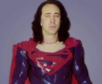 """Niedoszły Superman, czyli Nicolas Cage, ocenił """"Ligę Sprawiedliwości"""""""