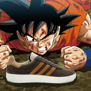 """Noś się jak na fana """"Dragon Ball"""" przystało! Adidas zaprezentował buty inspirowane słynnym anime"""