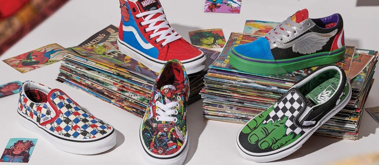 Marvel - Vans