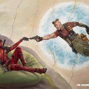 """Nowa grafika z sequelu """"Deadpoola"""" zdradza tytuł filmu?"""