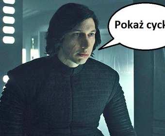"""Nowa moda wśród fanów """"Star Wars"""". Czym jest Kylo Ren Challenge?"""