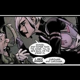 Nowa wersja Harley Quinn. Kim jest szalona kobieta?