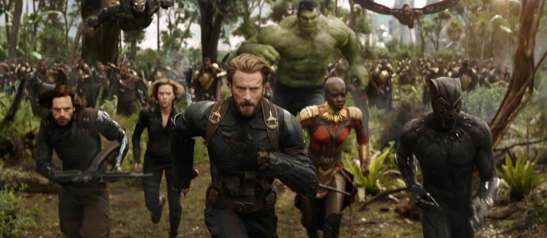 """Nowe zabawki Marvela zdradziły, jak będzie wyglądać tarcza Kapitana Ameryki w filmie """"Avengers: Infinity War"""""""