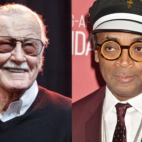 Stan Lee i Spike Lee