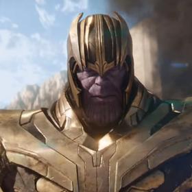 Josh Brolin jako Thanos