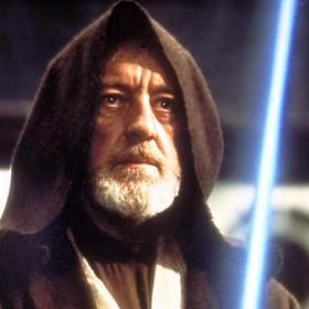 Alec Guinness jako Obi-Wan Kenobi