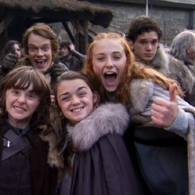 The Cast Remembers, foto: kadr z wideo
