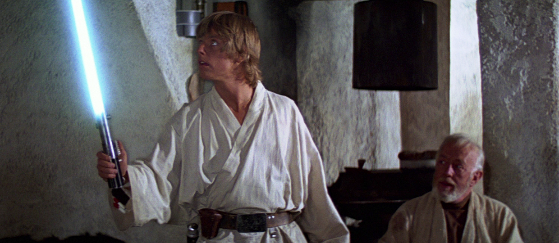 Oryginalny miecz świetlny Luke'a Skywalkera trafi na aukcję