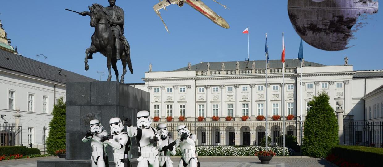"""Ósmy epizod """"Gwiezdnych wojen"""" opowie o Polsce?"""