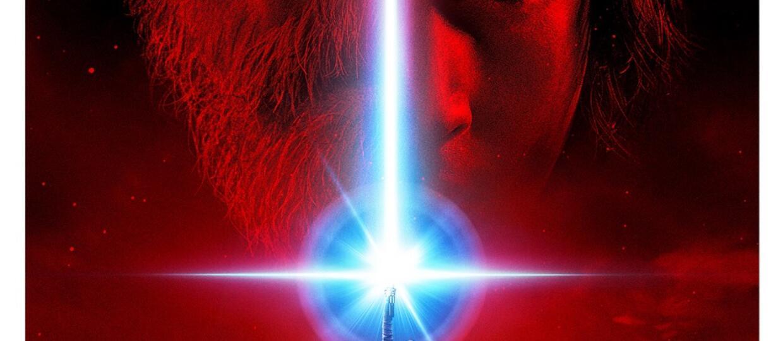 "Parodie plakatu ""The Last Jedi"""