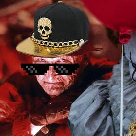 Pennywise kontra Freddy Krueger w pojedynku na rap