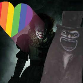 """Pennywise został chłopakiem Babadooka. Jak kalun z """"Tego"""" stał się ikoną LGBT?"""