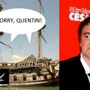 """Piraci przeprosili Quentina Tarantino za udostępnienie """"Nienawistnej ósemki"""""""