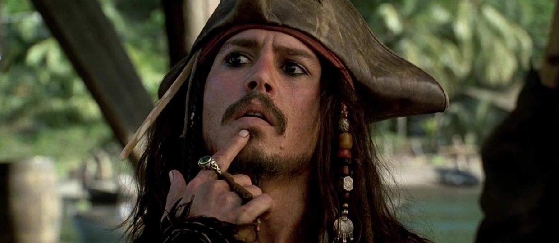 Johnny Depp (Piraci z Karaibów: Zemsta Salazara)