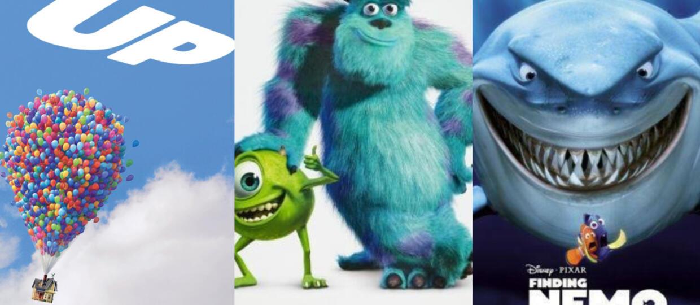 Potwory i filmy animowane
