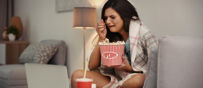 Płacz na filmach