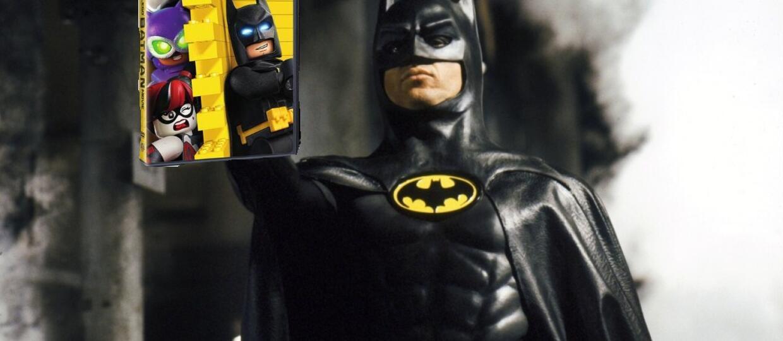 """Policjant-Batman zatrzymał mężczyznę próbującego ukraść kopię filmu """"The Lego Batman Movie"""""""