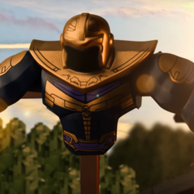 AVENGERS: Endgame - Official Trailer in LEGO!