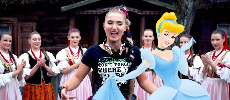 Pomóż przekonać Disneya, aby przedstawił słowiańską księżniczkę