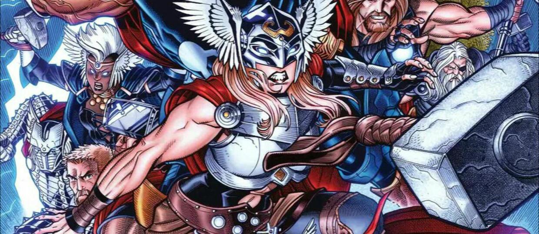 Wcielenia Thora zBlack Panther #171