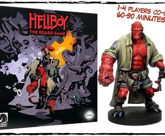 Hellboy: The Board Game